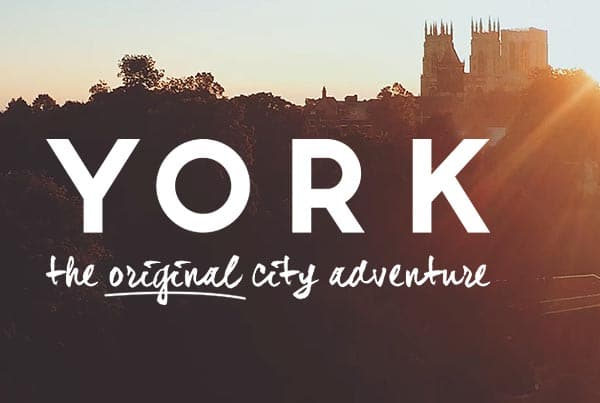Visit York – The Original City Adventure